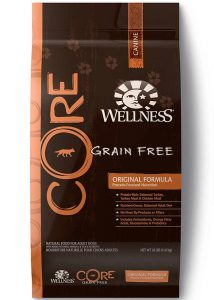 ​​Natural Grain-Free Dry Dog Food by Wellness CORE
