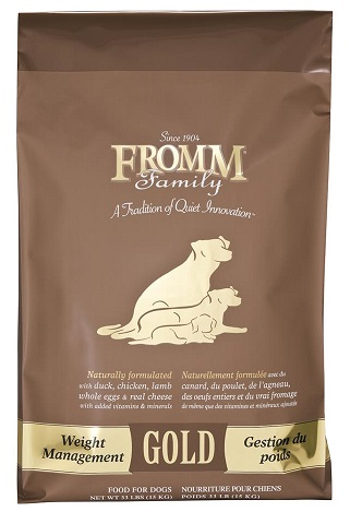 Formm Gold puppy food
