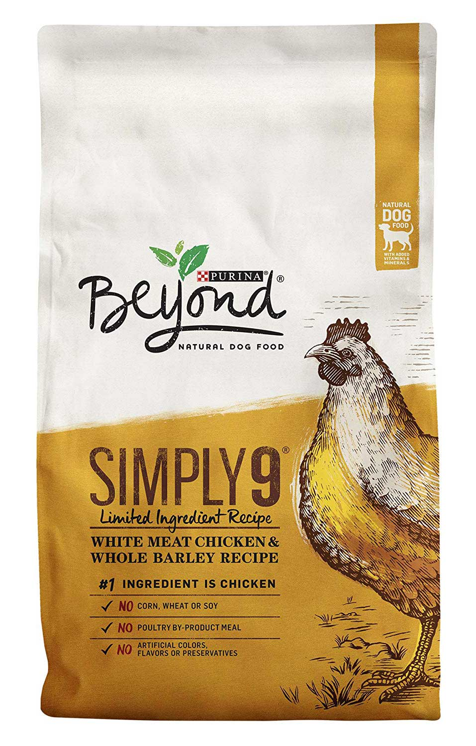 Purina Beyond Simply 9 Adult Dry Dog Food