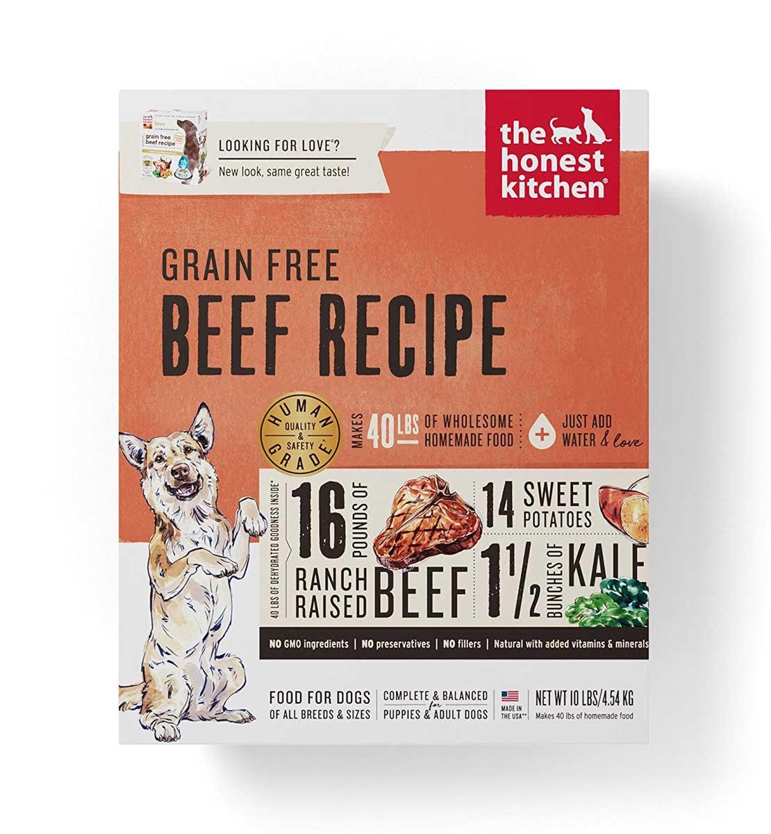 Best Price For Honest Kitchen Beef