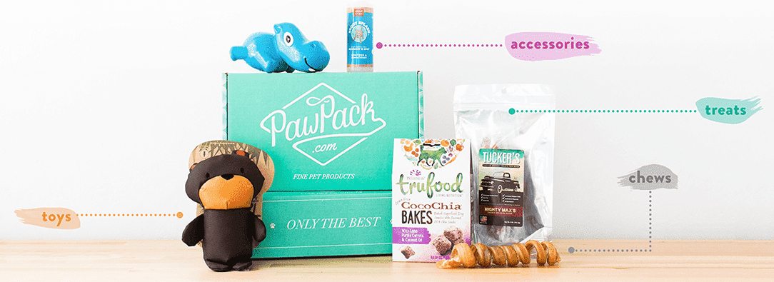 PawPack Subscription Box