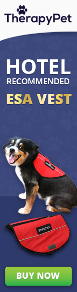 emotional support dog vests