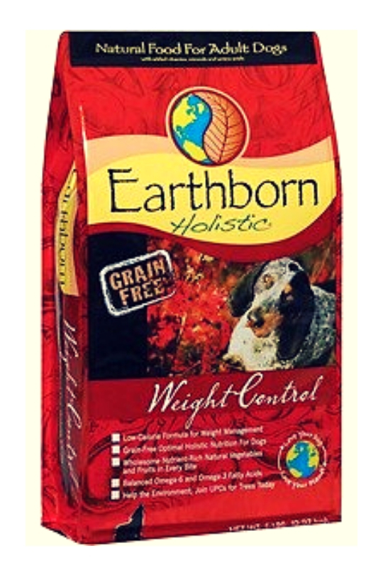 Earthborn Holistic Weight Control Grain Free 5lb