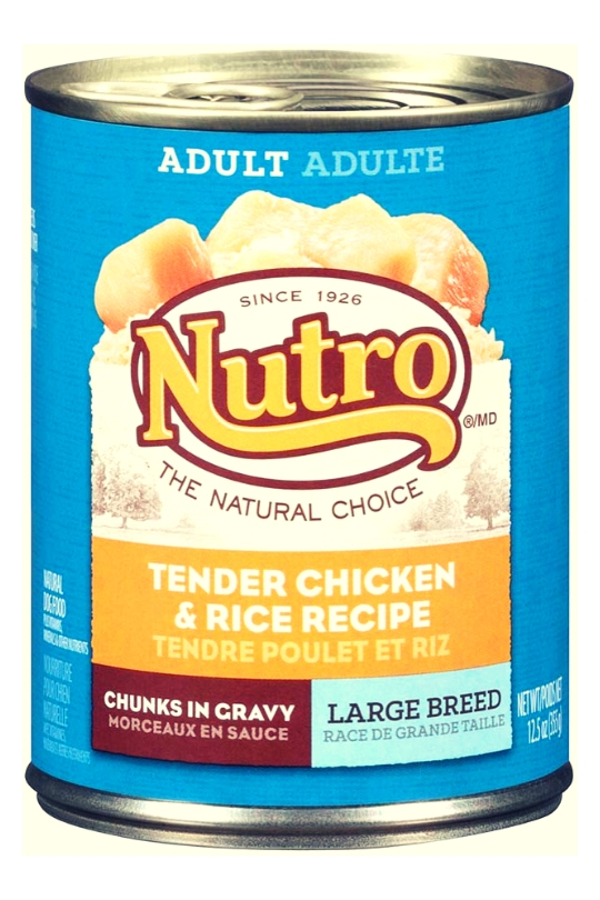 NUTRO HEARTY STEWS Chunks in gravy Variety Pack