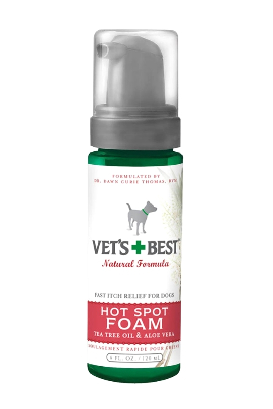 Veterinarian's Best Hot Spot Foam 4oz