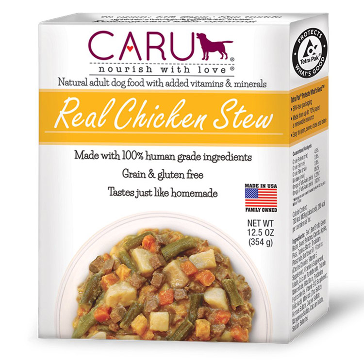 Dog Stew Real Chicken