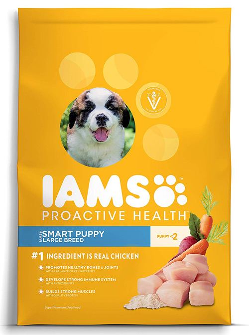 ProActive Large Breed Smart Puppy Dry Formula