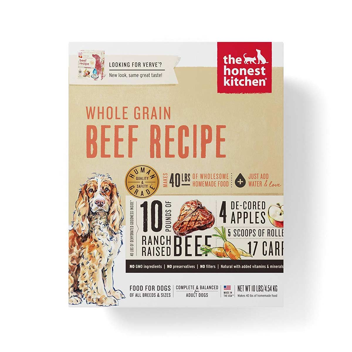 Honest Kitchen Grain Dog Food