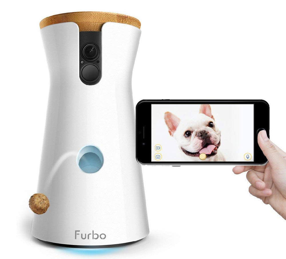 Furbo is a sitter in technology