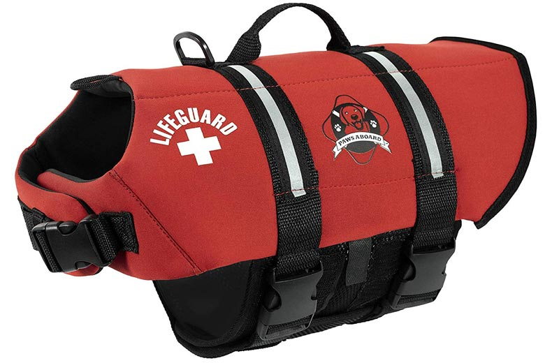 Paws Aboard R1400 Dog Life Jacket