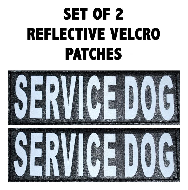 Doggie Stylz Service Dog Patch