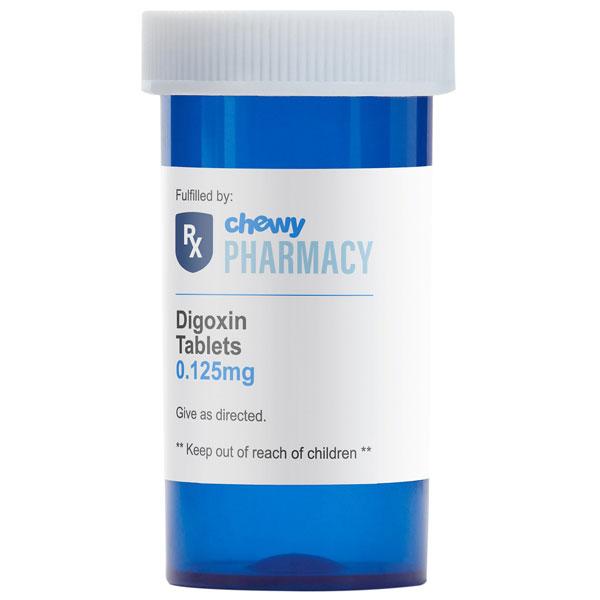 Digoxin (Generic) Tablets 0.125mg