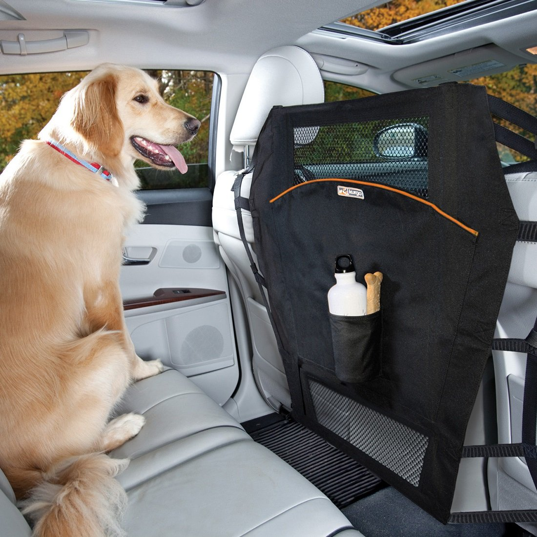 Kurgo Pet Travel Back Seat Barrier